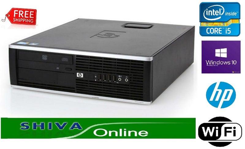 HP COMPAQ 8200 ELITE I5 @3 1 GHZ / New 5000 SSD/8GB/WINDOWS 10