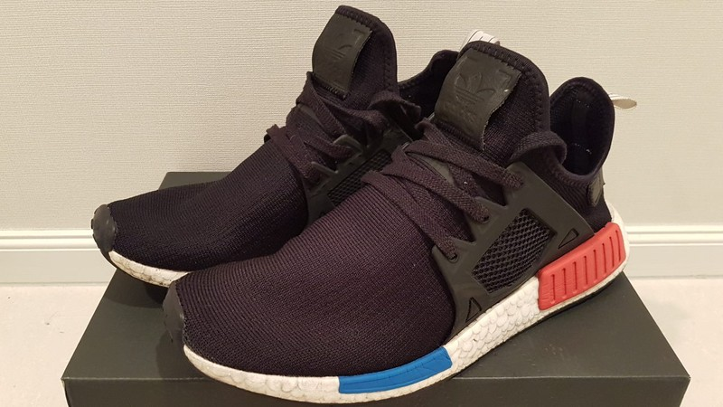 promo code 76464 c6995 ADIDAS NMD XR1 BOOST PRIMEKNIT BLK CASUAL/RUNNING