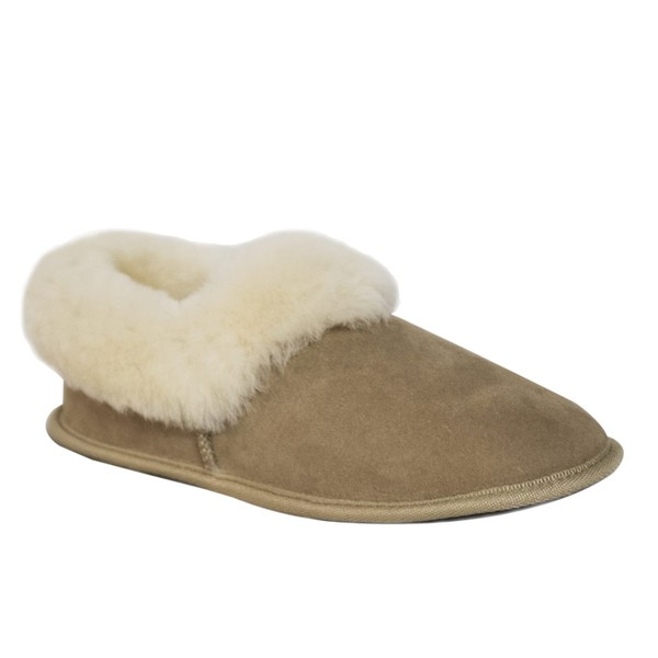 bdfb617dc02 NZ MADE SHEEPSKIN MILLIE SOFT SOLE SLIPPERS ( All Sizes Available ...