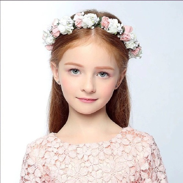 Tiara Girl Crown Headpiece Wedding Flower Girl Princess Dress Up