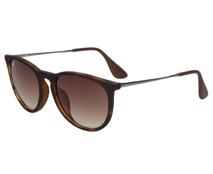 9492b8f7c50a Ray Ban Erika RB4171 Sunglasses Tortoise Brown Unisex