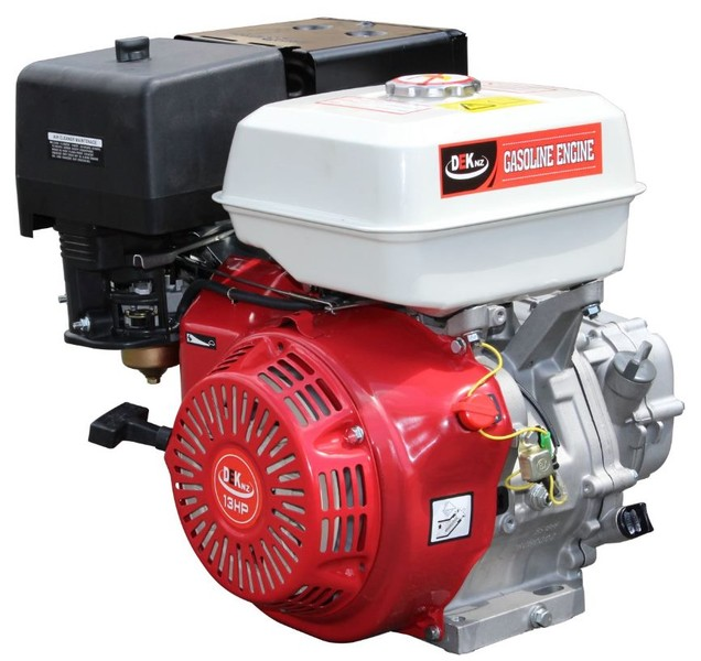 Engine Petrol - DEK 13hp - 2:1 centrifugal clutch