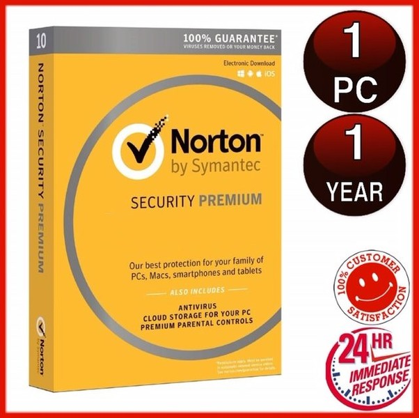 norton security system requirements