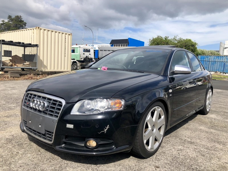 Audi S4 4 2L V8 Sunroof *Sports Suspension    2005 | Trade Me