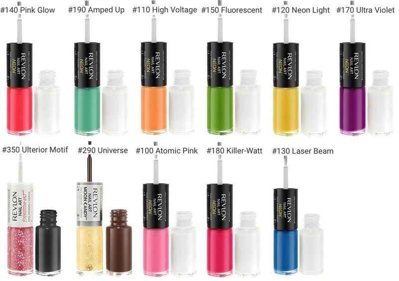 8b2e9266eb Revlon Nail Art Neon # Color to choose | Trade Me