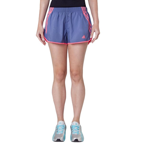 check out d10e0 101e8 adidas Performance Womens Adizero Split Climacool Running Fitness Sports  Shorts
