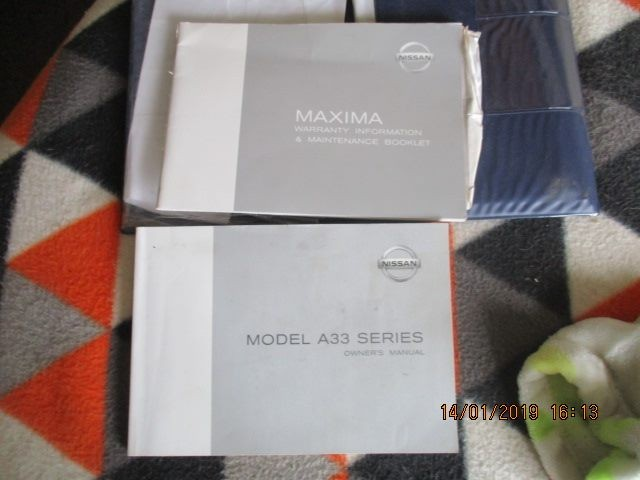 Nissan maxima service manual youtube.