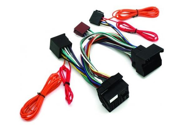 aerpro ct10vx04 t harness cable wiring aftermarket bluetooth connect Car Wiring Harness at Additional Wiring T Harness