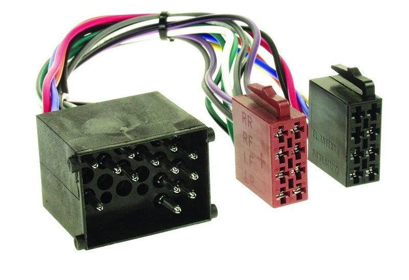 iso wiring harness plug lead loom connector for bmw e36 e46 e39 e38 x5 z3  z4 | trade me