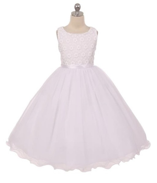 78914ad60b0 Ella  Dress - White   Ivory