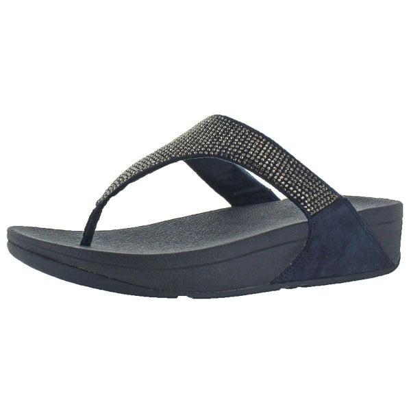 e4993d04d7a2 Fitflop Womens Slinky Rokkit Studded Thong Sandals