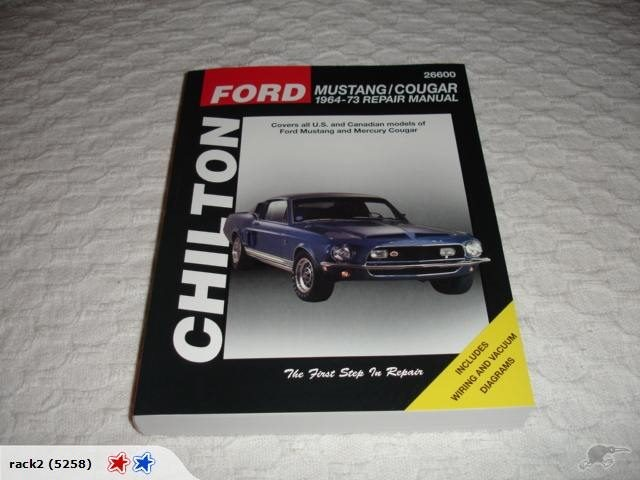 chiltons manual covers