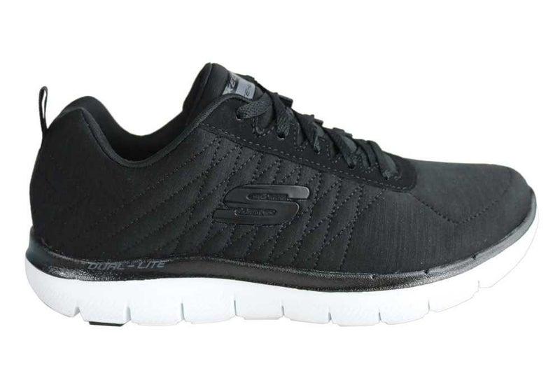 51aa369d1a8 NEW Skechers Womens Flex Appeal 2.0 Jersey Memory Foam Athletic Shoes 9 US  or...