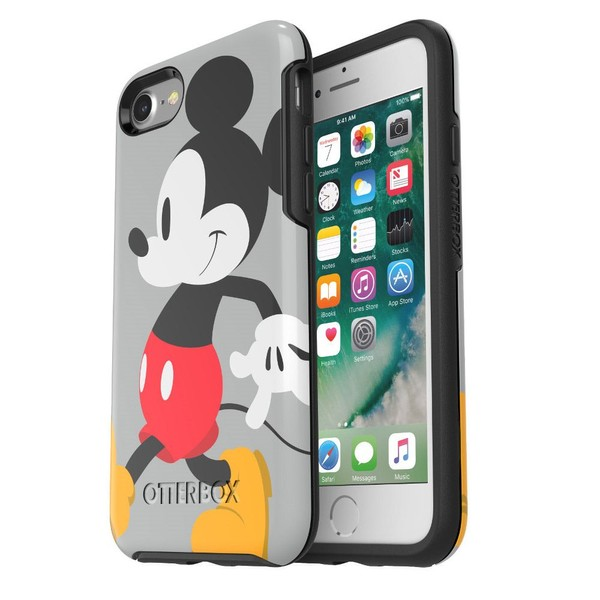 newest 4485f 0b843 Otterbox iPhone 8 / 7 Symmetry Case Disney - Mickey Mouse Stride