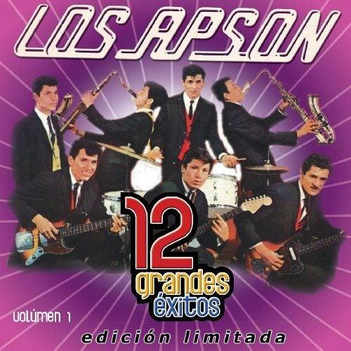 APSON 12 GRANDES EXITOS 1 [CD]