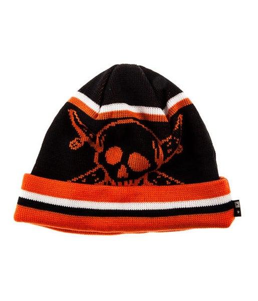 e945acef844f7 Fourstar Clothing Mens The Pirate Stripe Beanie Hat | Trade Me