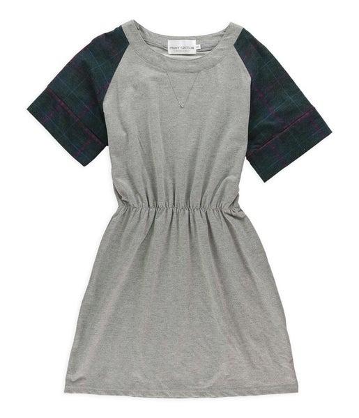 d97b91c827ed Cynthia Rowley Womens Jersey Plaid Shirt Dress | Trade Me
