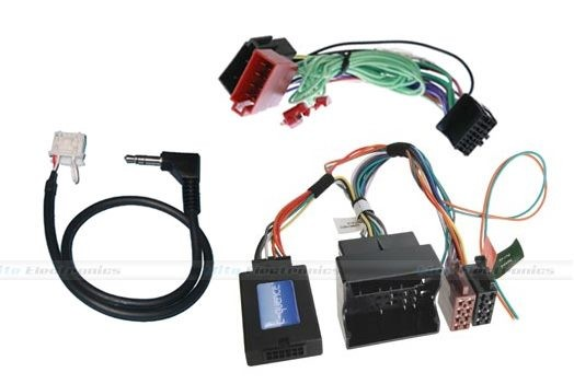 Sensational Peugeot 207 307 407 308 807 Steering Wheel Control W Patch Lead Wiring Digital Resources Funiwoestevosnl