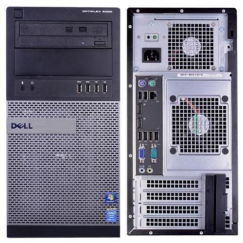 Dell Gaming PC Core i7 4770 3 9Ghz 1TB 16GB 2GB Graphic Card Windows 10 Pro