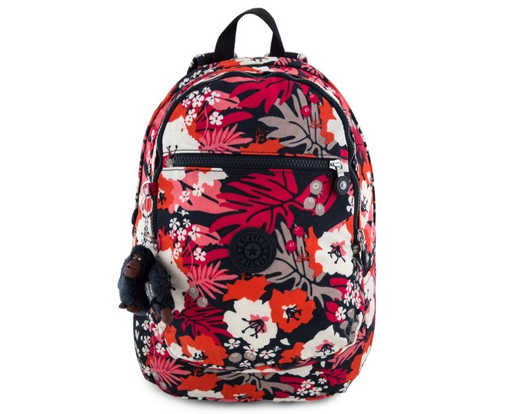 76d99d2e08 Kipling Clas Challenger Backpack Summery Floral Womens Backpack | Trade Me
