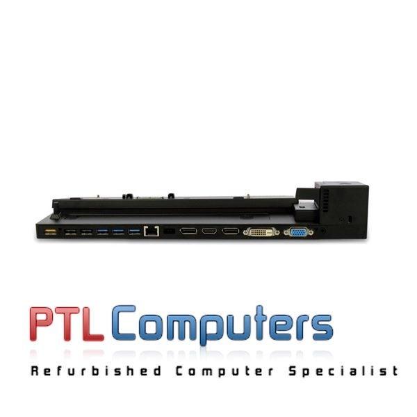 Lenovo Thinkpad Ultra Dock Type 40A2 USB 3 0 Docking Station Fit Many Model