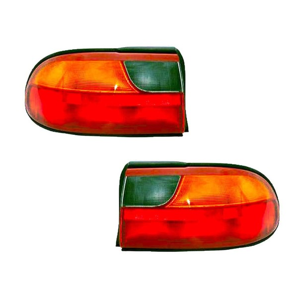 New Pair Of Tail Lights Fit Chevrolet Clic 2004 2005 Gm2800132 15894726 Trade Me