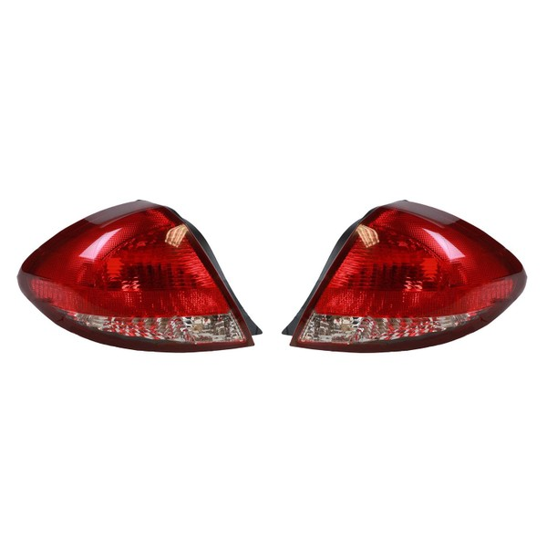 NEW PAIR OF TAIL LIGHTS FIT FORD TAURUS SEDAN 04 05 06 07 5F1Z13405A  5F1Z13404A  dc21c9a5bf16e