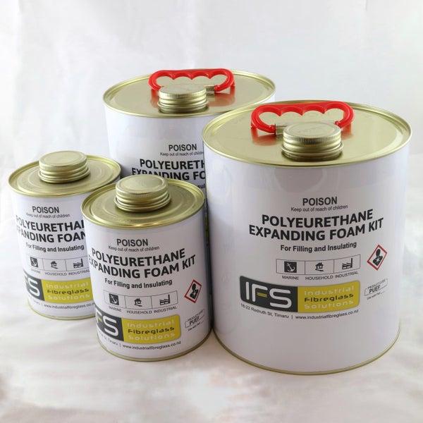 Polyurethane Expanding foam kit 2L | Trade Me