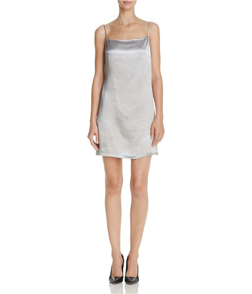7775bb0aba7 French Connection Womens Katie Shine Slip Dress | Trade Me