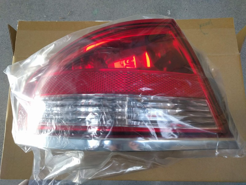 Ford Falcon BA BF OEM Clear Red Tail lights 02-08 | Trade Me
