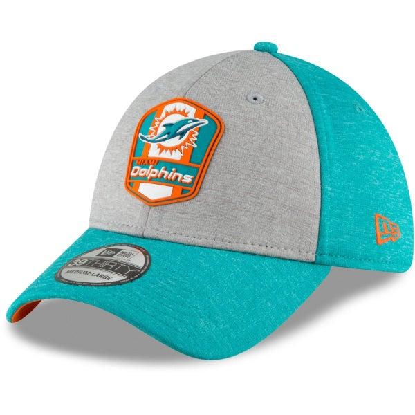 3c5f181db69 New Era 39Thirty Cap - Sideline Away Miami