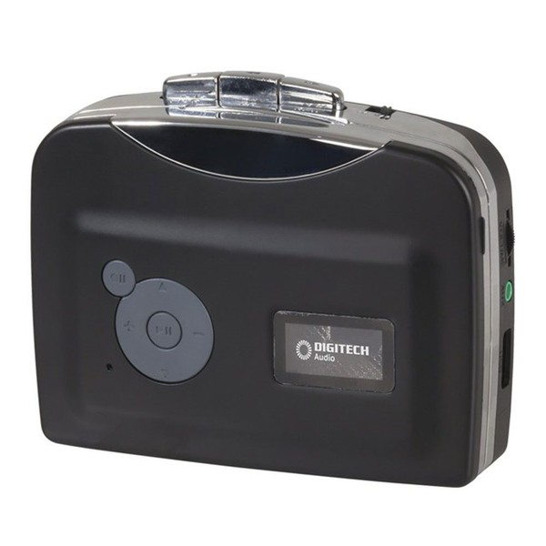 TechBrands Cassette to MP3 Converter