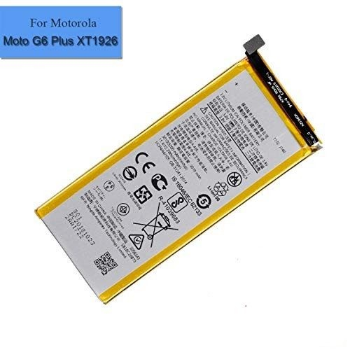OEM Motorola Moto G6 PLUS Replacement Battery