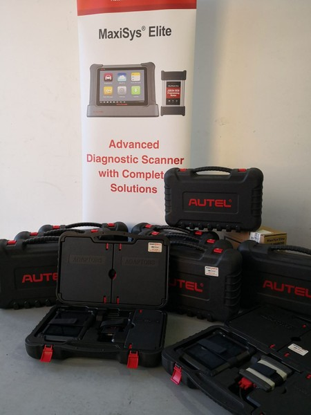 Autel Maxisys 908 908P Pre-owned | Trade Me