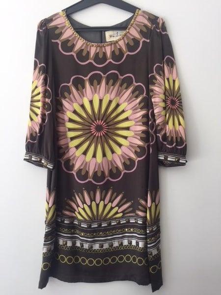 Brand New Trelise Cooper Real Groovy Gelato Swirl Dress