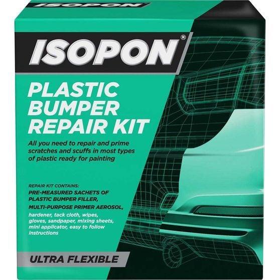 Plastic Bumper Repair Kit >> Plastic Bumper Filler Repair Kit Trade Me