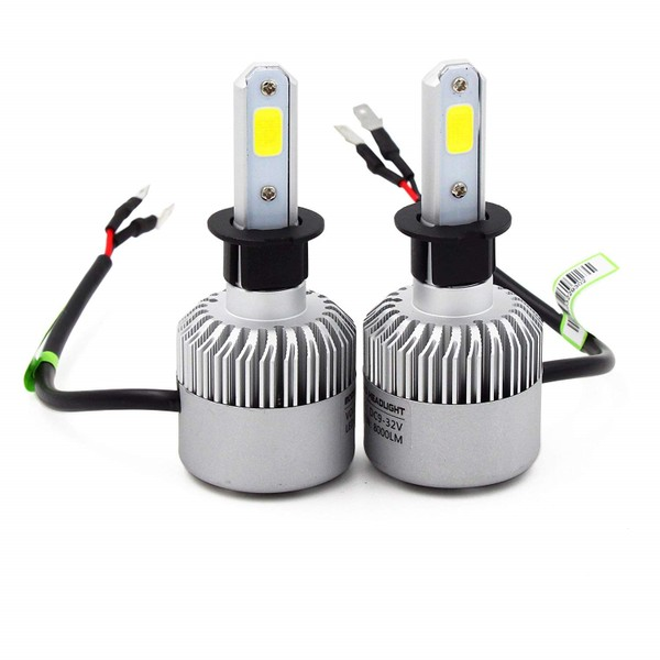 LED Headlight Bulb - H3 | Trade Me