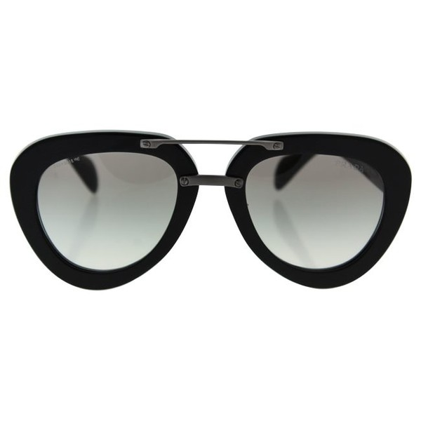 8055af872 Prada SPR 28R 1AB-0A7 - Black/Grey 52-22-135 mm 52-22-135 mm SUNGLASSES |  Trade Me