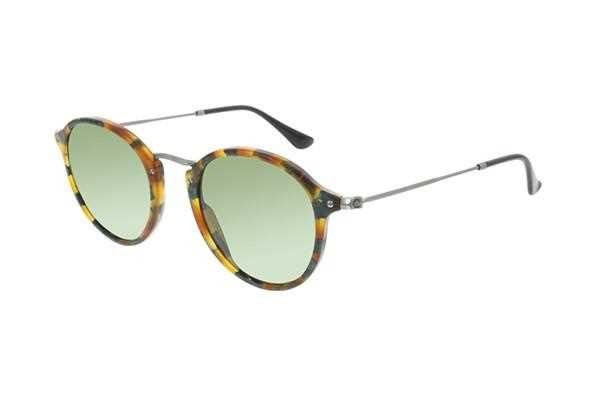 3a34d96b83c NEW Ray Ban RB2447 11594E Spotted Green Havana Mens Womens Sunglasses  Glasses