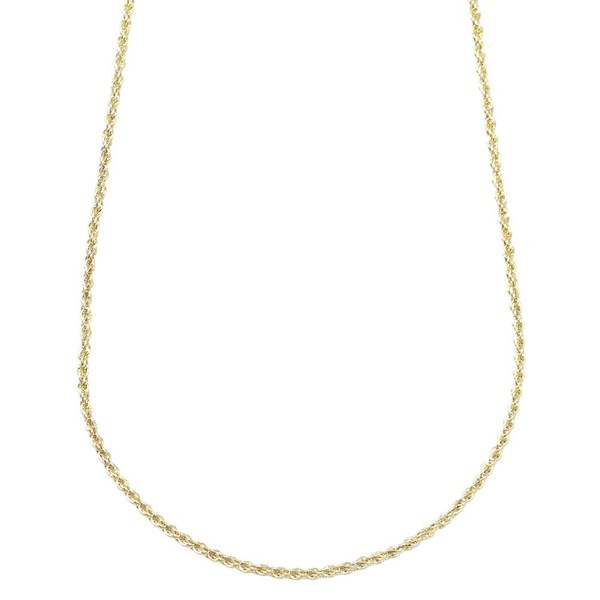 "Hip Hop 14K Gold Plated Large 16mm 30/"" inch NWA Run DMC Rope Chain Necklace"