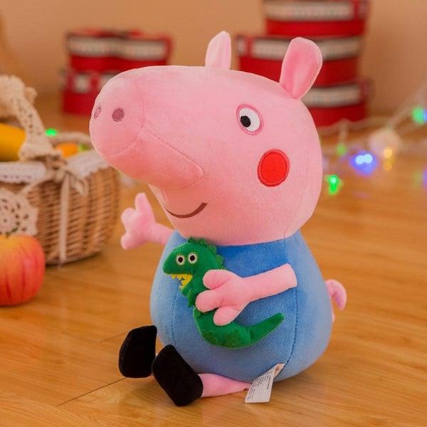 Peppa Pig Family Stuffed Soft Toy