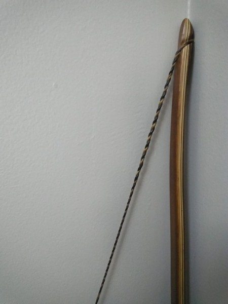Custom Made Tapered Longbow & Recurve Flemish Twist Fast Flight Bow Strings