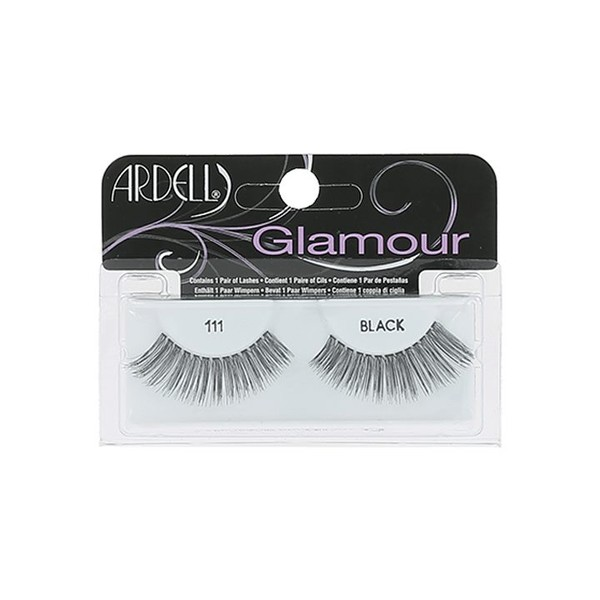7956f5e73fb Ardell Glamour 111 Black Lashes | Trade Me