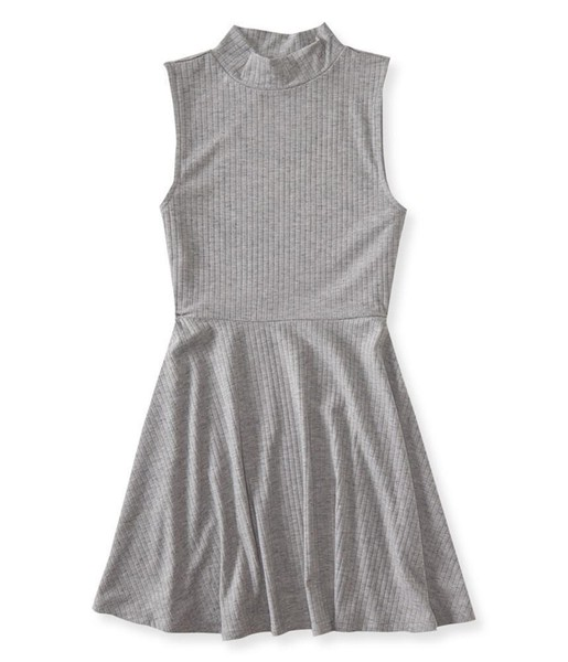 971613be798d26 Aeropostale Womens Mock Sleeveless Sweater Dress