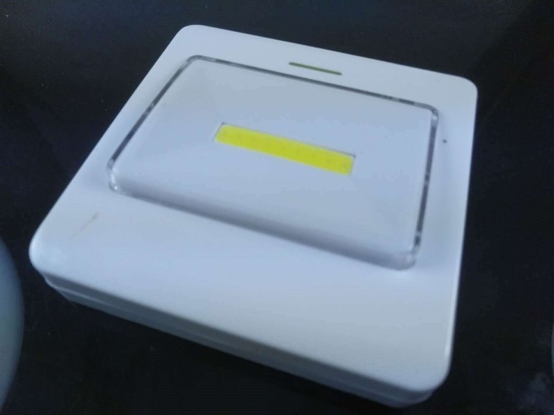 Cob Led Lamp Light Switch Cordless Battery Powered Trade Me