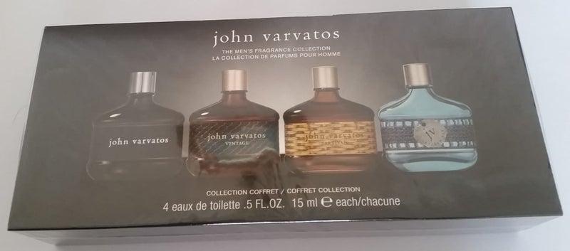 John Varvatos Collection Coffret 4 Piece Set Trade Me