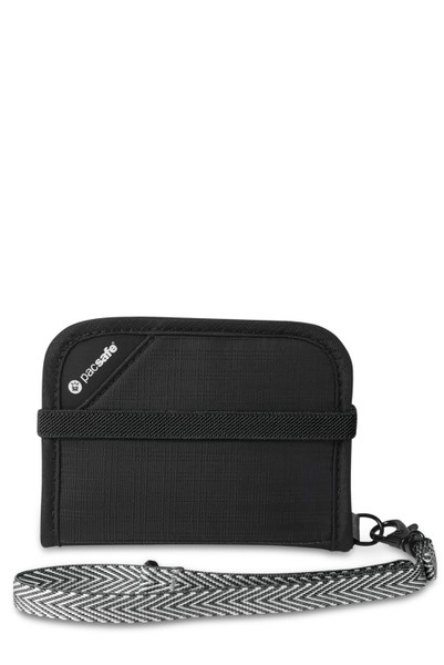7a18fbf6c09 Wallets - Pacsafe - RFIDsafe V50 Compact Wallet