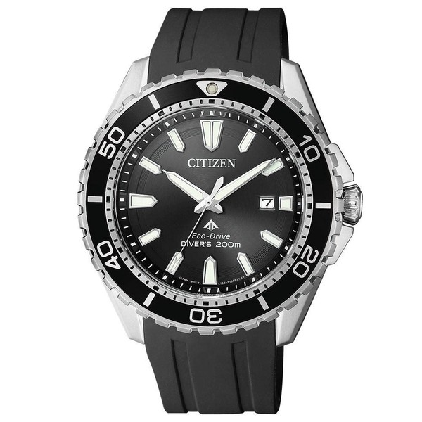 aa6e6f691 Citizen Promaster Marine Gents Eco-Drive Stainless Steel Diver Watch -  BN0190... | Trade Me