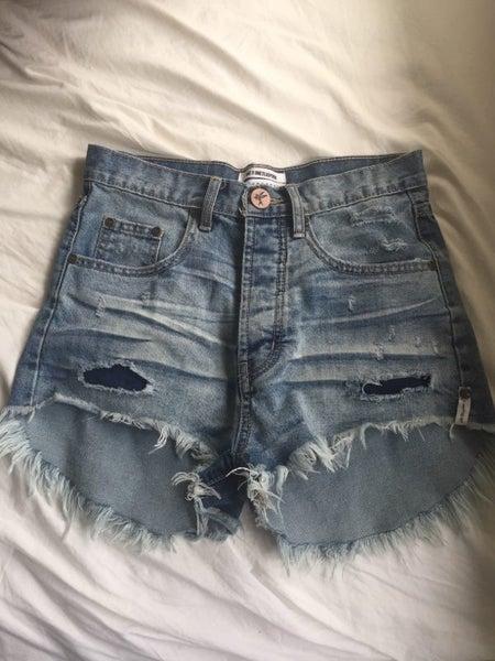 48d84ec490 one teaspoon denim shorts | Trade Me
