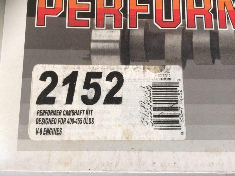 Camshaft and lifter kit Edelbrock Oldsmobile | Trade Me